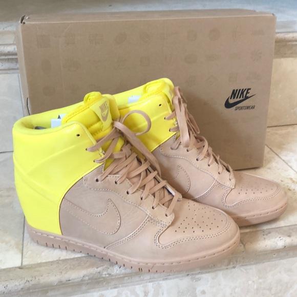 NWB Nike Dunk Sky HI VT QS 9 NWT